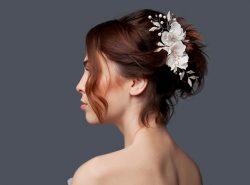 Penteados Para Noivas – Cabelos Curtos