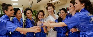 Read more about the article Dia da noiva com madrinhas