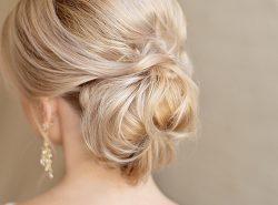 Coques para noivas: elegância e modernidade